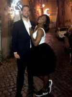 Serena Williams Opens Up About Engagement To Fiancé Alexis Ohanian: 'It Feels Good!'