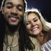 Jalen Collins' Girlfriend Morgan Skriba