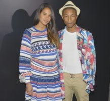 Congratulations: Pharrell Williams & Wife Helen Lasichanh Welcome Triplets! (Details)