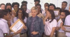 Inspiring: Ellen DeGeneres Gives Full College Scholarships To An Entire Class Of High School Seniors! (Video)