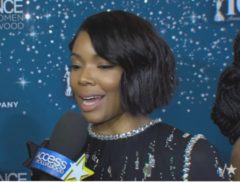 Gabrielle Union Speaks On This Past Year's Diverse Acting Roles In Hollywood! (Video)