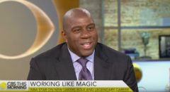 Magic Johnson Speaks On His New Lakers Role, His Many Business Ventures & The Importance Of Having Business Mentors! (Video)
