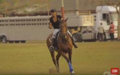 Meet Neku Atawodi, The World's First Black Female Professional Polo Player (Video)