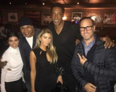 Reunited??  Scottie Pippen & Estranged Wife Larsa Pippen Spotted Out Together In Hollywood! (Video)