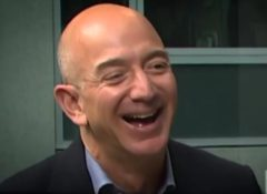 Wow: Jeff Bezos Passes Warren Buffett To Become The World's Second Richest Person! (Video)