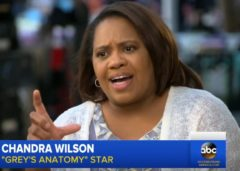 'Grey's Anatomy' Star Chandra Wilson Reveals Her Daughter's One Year Long Mysterious Medical Condition! (Video)