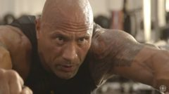 Watch: Dwayne 'The Rock' Johnson Shows Off His Insane Workout Routine! (Video)