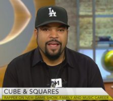 "Ice Cube Talks Family And New Game Show ""Hip Hop Squares"" (Video)"