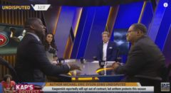 Enlightening: Michael Eric Dyson And Shannon Sharpe Weigh In On The Shaq And JaVale McGee Feud And Why Colin Kaepernick's Protest Was 'Extremely Important' For America! (Video)