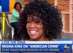 Regina King Talks New Season Of 'American Crime' On 'Good Morning America' (Watch)