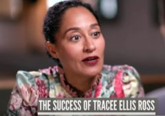 "Tracee Ellis Ross Speaks On Her Acting Career, Working On Her Past Show ""Girlfriends "" And ""Black-ish!"" (Video)"