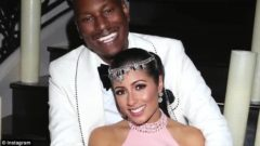Congratulations: Tyrese And New Wife Samantha Lee Announce They Secretly Got Married On Valentine's Day! (Video)