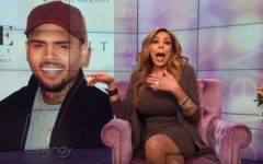 Heartfelt: Wendy Williams Breaks Down In Tears While Discussing Chris Brown's Alleged Drug Addiction! (Video)