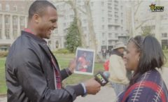 LOL: Deshaun Watson Goes 'Not So Undercover' Interviewing Unsuspecting Fans About Himself! (Video)