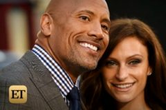 "Dwayne 'The Rock"" Johnson's Long Time Girlfriend Lauren Hashian"