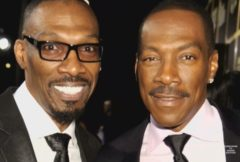Heartfelt: Eddie Murphy Remembers His Late Brother Charle Murphy Who Died of Leukemia! (Video)