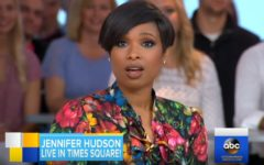 Jennifer Hudson Talks New Netflix Film 'Sandy Wexler' And What It Was Like Working With Co-Star Adam Sadler! (Video)