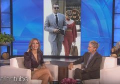 Jennifer Lopez Dishes On How She First Started Dating Alex Rodriguez (Video)