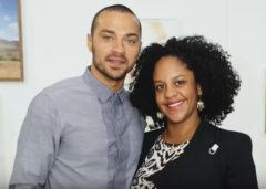 Oh No: Jesse Williams & Wife Aryn Drake-Lee Amicably File For Divorce After 5 Years Of Marriage! (Video)