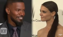 Still On: Katie Holmes and Jamie Foxx Are Reportedly Still Going Strong!! (Video)
