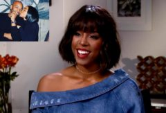 Kelly Rowland Speaks On Why She Couldn't Wait To Make Love To Her Husband After Giving Birth! (Video)