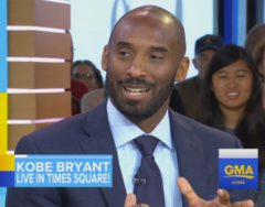Kobe Bryant Speaks On His New Animated Short Film 'Dear Basketball'! (Video)