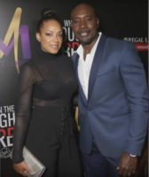 Morris Chestnut Talks New Fitness Book, Fatherhood & Marriage To His Wife Of Over 20 Years Pam Byse (Video)