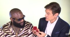 Rick Ross And Dr. Oz Play 'Rather You Than Me' With Fresh Healthy Fruit! (Video)