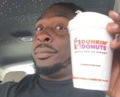 NFL Star Ricky Jean-Francois Talks Owning 25 Dunkin' Doughnuts Stores To Save For Retirement!