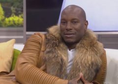 Tyrese Gibson Talks Having A Bigger Second Wedding On July 4th And Why He Was Tired Of The Single Life: 'That Stuff Gets Old…It's Grown Man Season!' (Video)