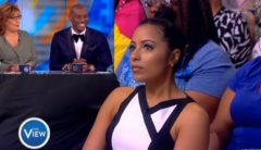 Tyrese Gibson & New Wife Samantha Visit 'The View'……Talks New Marriage,  'Fate & The Furious' Movie And Much More!
