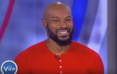 Tyson Beckford Talks Online Dating, Dancing At Chippendales, Working Out & More!