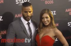 Actor Ricky Whittle Opens Up About His Girlfriend Kirstina Colonna, Female Fans, New Show & More. (Video)