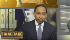 Watch: Stephen A. Smith's Shares A Heartfelt Mother's Day Message To His Mom! (Video)