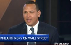 Alex Rodriguez Speaks On His Current Investments And Working On Building His Business Portfolio After His Baseball Career! (Video)