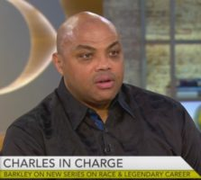"Charles Barkley Speaks On His New Docu-Series Discussing Race Relations In America Called ""American Race."" (Video)"