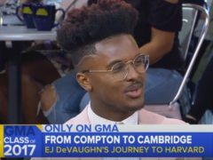 Inspiring: Student From Compton Shares His Story On How He Got Accepted Into Harvard University! (Video)