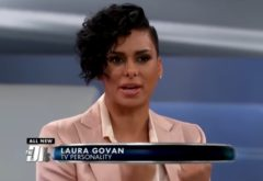 Laura Govan Talks Losing Weight, Eating Healthy And Battling Recurring Yeast Infections! (video)