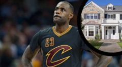 "LeBron James Speaks On Racism In America After His Los Angeles Home Was Spray-Painted With The ""N-Word.""(Video)"