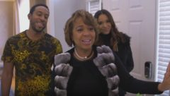"Chris ""Ludacris"" Bridges And Wife Eudoxie Give His Mother's Home A Surprise Makeover! (Watch)"