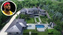 See 10 Of The Most Luxurious Mansions Owned By NBA Stars. (Video)