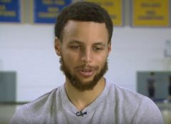 Steph Curry Speaks On His Personal Relationship With Lebron James, Barack Obama And Being Called A 'Soft' Player! (Video)