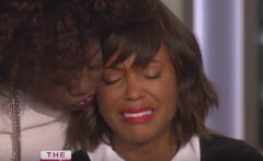 Aisha Tyler Breaks Down In Tears While Announcing Her Departure From 'The Talk.' (Video)