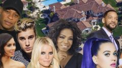 20 Most Expensive Celebrity Homes, Their Prices And Locations (Video)