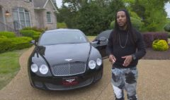 NFL Star Dexter McCluster Shows Off His Luxury Cars And Jewelry (Video)