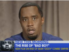 Sean 'Diddy' Combs Speaks On His New Documentary 'Can't Stop Won't Stop! (Video)