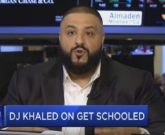 DJ Khaled Talks Entrepreneurship, Investing In Real Estate +Shares His Secret To Being Good At Social Media! (Video)