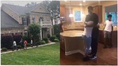 NBA Star Hassan Whiteside Makes Good On Childhood Promise And Surprises His Mother With A New 6 Bedroom House. (Video)