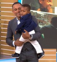 Hill Harper Opens Up About His Adopted Son, Single Fatherhood & New Tupac Movie 'All Eyez On Me.' (Video)