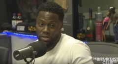 Kevin Hart Speaks On Bill Maher Saying The N-Word, The Time When He Almost Became A Stripper, Riding Private Jets With Jay Z & More! (Video)